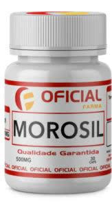 Morosil Mg Capsulas Com Selo De Autenticidade