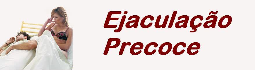 cura da ejaculação precoce