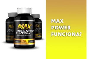 Max Power Vale A Pena Onde Comprar Preço E Reclame Aqui
