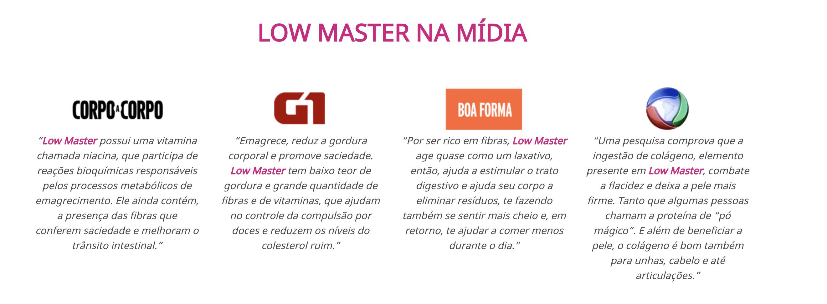 low master