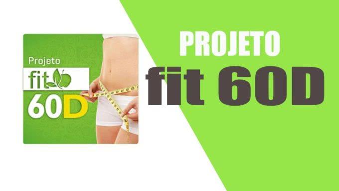 projeto fit60d cardapio