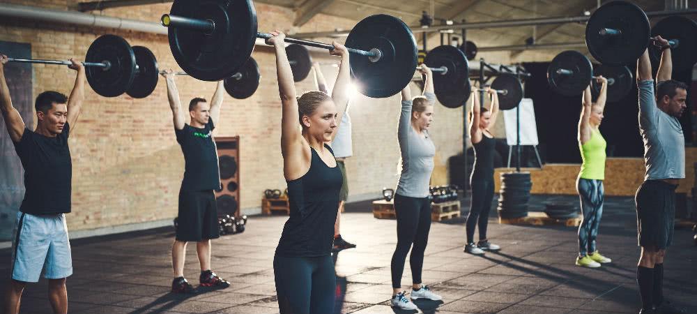 7 Benefícios do Crossfit para a Saúde