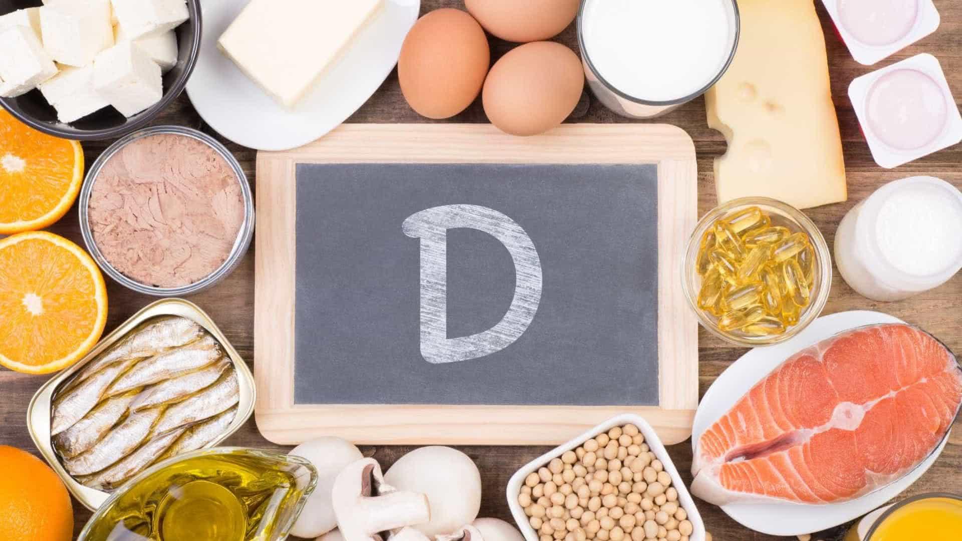 9 Alimentos Ricos em Vitamina D