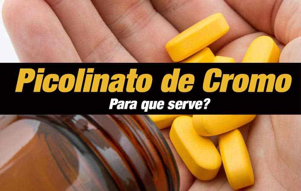 Picolinato de cromo: Benefícios, Bula e Como Tomar