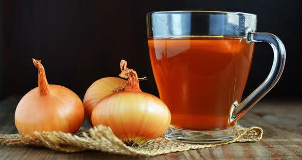Chá De Casca De Cebola Veja Para Que Serve E Benefícios