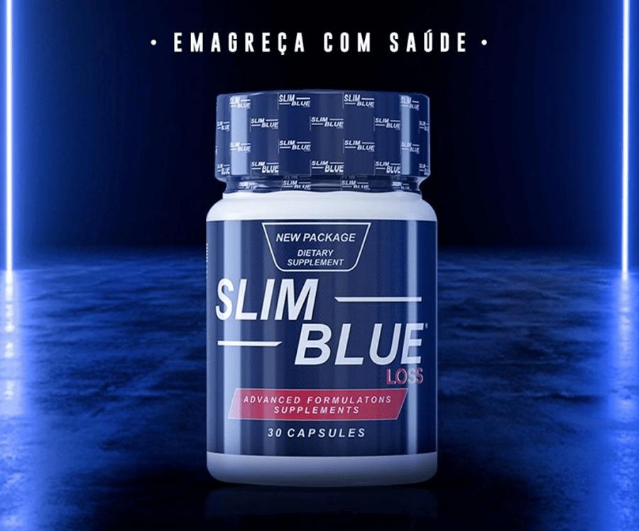 Slim Blue Emagrece Conheça A Verdade